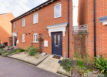 Thumbnail 3 bed semi-detached house for sale in Prince Rupert Drive, Buckingham Park, Aylesbury