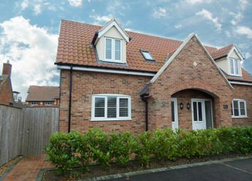 Thumbnail 3 bed semi-detached house to rent in Queen Street, Felixstowe