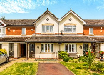 Thumbnail 2 bed terraced house for sale in Alveston Drive, Wilmslow