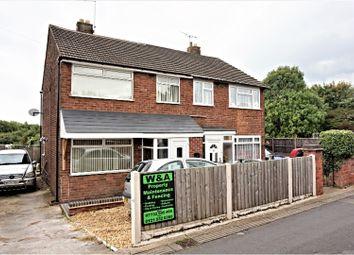 Thumbnail 3 bed semi-detached house for sale in Newbury Lane, Oldbury