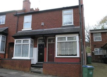 Thumbnail 3 bed terraced house for sale in Church Road, Bearwood, Smethwick