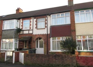Thumbnail 3 bed terraced house to rent in Teignmouth Road, Gosport