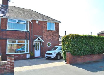 Thumbnail 4 bed town house for sale in Oakbank Avenue, Chadderton, Oldham
