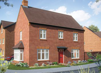 "Thumbnail 3 bed property for sale in ""The Spruce"" at Turnberry Lane, Collingtree, Northampton"