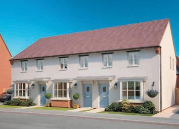 Thumbnail 3 bed town house for sale in Conran Place, Barlaston, Stoke-On-Trent