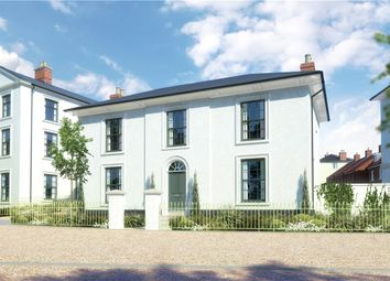 Thumbnail 4 bed detached house for sale in Dukes Parade, Poundbury, Dorchester