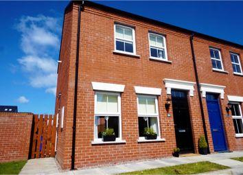 Thumbnail 2 bedroom town house to rent in Linen Crescent, Bangor