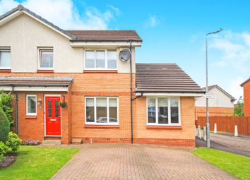 Thumbnail Semi-detached house for sale in Morriston Park Drive, Cambuslang, Glasgow
