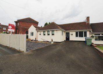 Thumbnail 3 bedroom semi-detached bungalow for sale in Cedar Street, Hollingwood, Chesterfield