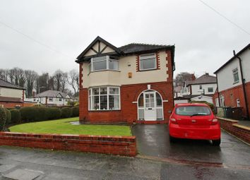 Thumbnail 4 bed detached house for sale in Bland Road, Prestwich, Manchester