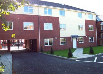 Thumbnail 2 bed flat to rent in Ashley Lane, Manchester