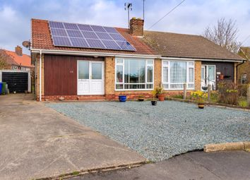 Thumbnail 2 bed bungalow for sale in Ranby Drive, Hornsea