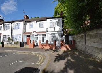 Thumbnail 3 bed end terrace house for sale in West End Avenue, London