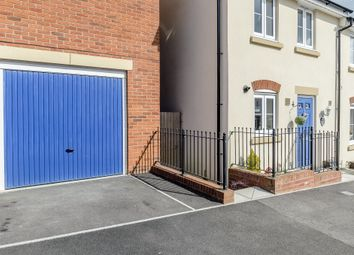 Thumbnail 2 bedroom end terrace house for sale in Clapham Close, Swindon