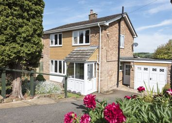 Thumbnail 3 bed detached house for sale in Danvers Close, Broughton, Banbury