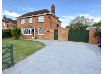 35 Bath Road, Bawdrip TA7. 4 bed detached house for sale