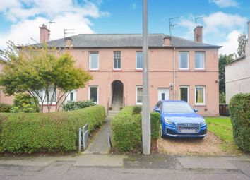Thumbnail 2 bed flat for sale in Stenhouse Crescent, Edinburgh