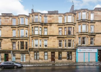 Thumbnail 1 bed flat for sale in Cathcart Road, Glasgow