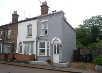 Thumbnail 2 bed end terrace house to rent in Canterbury Road, Whitstable, Kent