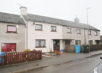 Thumbnail 2 bed terraced house for sale in 7 Cluny Road, Dingwall