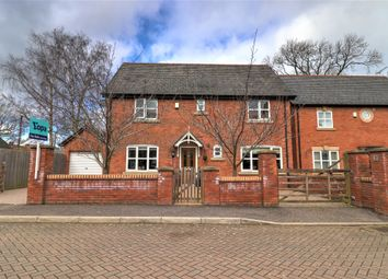 Thumbnail 4 bedroom detached house for sale in Chapel Gardens, Penley, Wrexham