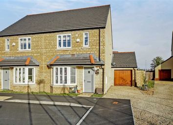 Thumbnail 3 bed semi-detached house for sale in Hazel View, Kempsford, Gloucestershire