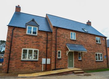 Thumbnail 4 bed detached house for sale in Nursery Close, West Haddon, Northampton