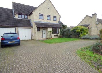 Thumbnail 4 bed detached house to rent in Cranhams Lane, Cirencester