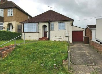 Thumbnail 2 bed detached bungalow for sale in Cliffe Road, Strood, Rochester