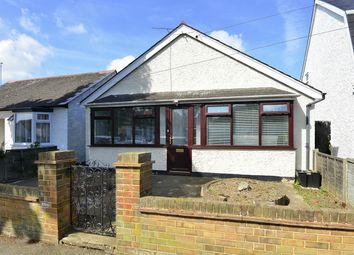 Thumbnail 2 bed detached bungalow for sale in Central Avenue, Herne Bay, Kent