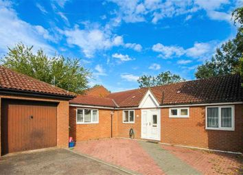 Thumbnail 3 bed semi-detached bungalow for sale in Kirtlington, Downhead Park, Milton Keynes, Bucks