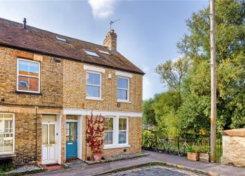 Thumbnail 3 bedroom end terrace house for sale in Abbey Road, Oxford