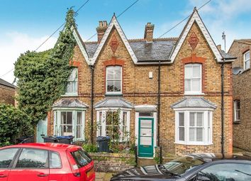 Thumbnail 2 bedroom terraced house to rent in Clifton Road, Whitstable