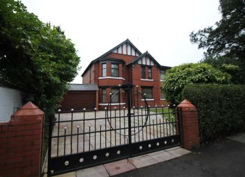 Thumbnail 6 bed detached house for sale in Crofts Bank Road, Urmston, Manchester