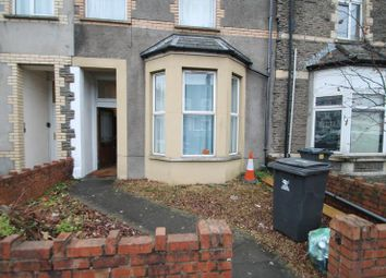 Thumbnail 6 bed terraced house to rent in Woodville Road, Cathays, Cardiff