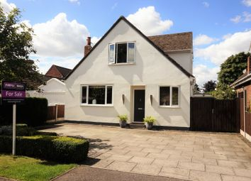 Thumbnail 3 bed detached house for sale in Doddington Avenue, Lincoln