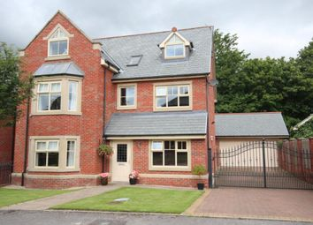 Thumbnail 6 bed detached house for sale in Grenfell Gardens, Colne