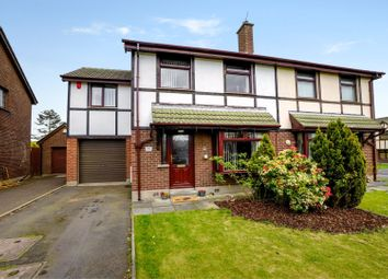 Thumbnail 4 bed semi-detached house for sale in Hampton Park, Bangor