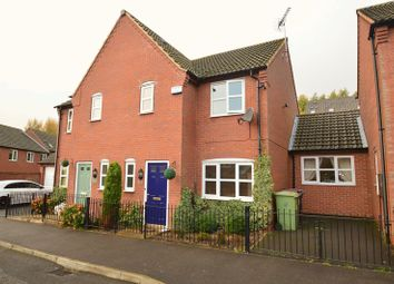Thumbnail 3 bed semi-detached house to rent in Scarcliffe Terrace, Langwith, Mansfield