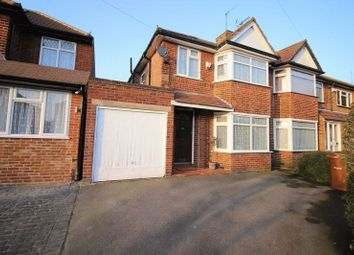 Thumbnail 3 bed property to rent in Derwent Crescent, Stanmore