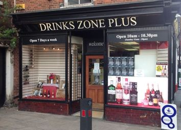 Thumbnail Retail premises for sale in Uttoxeter, Staffordshire