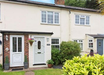Thumbnail 2 bed terraced house for sale in Pyrcroft Lane, Weybridge, Surrey