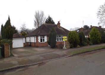 Thumbnail 3 bed bungalow for sale in Linden Avenue, Countesthorpe, Leicester, Leicestershire