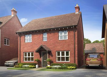 "Thumbnail 4 bed detached house for sale in ""The Chedworth "" at Bannold Road, Waterbeach, Cambridge"