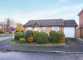 Thumbnail 2 bed detached bungalow for sale in Hillside, Northwich