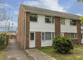 Thumbnail 3 bed end terrace house for sale in Tickleford Drive, Weston, Southampton, Hampshire