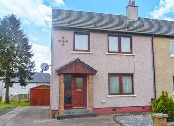 Thumbnail 3 bedroom property to rent in Auchincloch Drive, Banknock, Bonnybridge