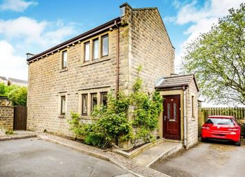 Thumbnail 3 bed detached house for sale in Campinot Vale, Slaithwaite, Huddersfield, West Yorkshire