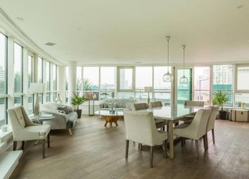 Thumbnail 3 bed flat to rent in St George Wharf, Vauxhall, London