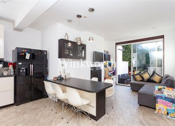 Thumbnail 2 bed terraced house for sale in Albert Road, London